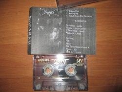 KABARAH - The True Tape Black Metal