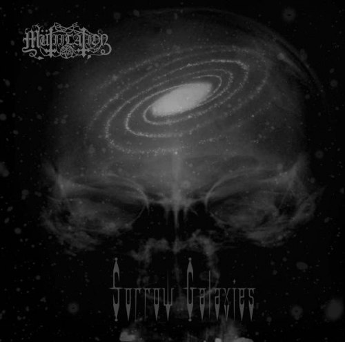 MUTIILATION - Sorrow Galaxies CD Black Metal