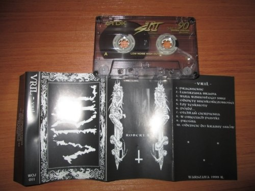 VRIL - Vril Tape Pagan Metal