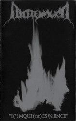 ЛЮТОМЫСЛ - I(')MQUI(nt)ESs/cENCE Tape Black Metal