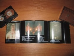 PAIMON - Our Burning Flame, Morningstar Will Reign Tape Black Metal
