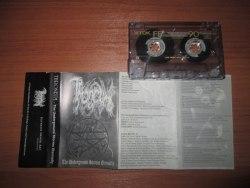 THRONEUM - The Underground Storms Eternally Tape Death Metal