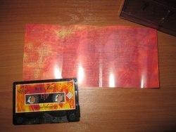 FORGOT - Burning Down Tape Black Metal