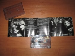 REGNUM UMBRA IGNIS - The Cult To The Night Of The Times Tape Black Metal