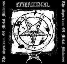 EMBRIONAL / EMPHERIS - The Spectrum Of Metal Madness CD Death Metal