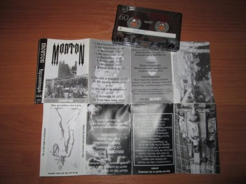 MORTON - Lycantroph Tape Nordic Metal