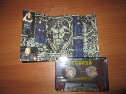 SERPENS - Таинство Tape Black Metal
