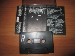 NECROPLASMA - Demo 2001 Tape Black Metal