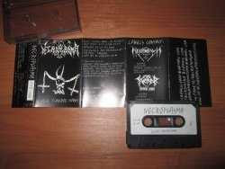 NECROPLASMA - Black Funeral Horns Tape Black Metal