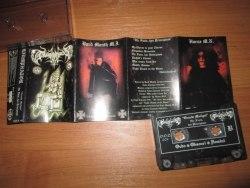 """TRIUMPHATOR - """"Occulte Maligni"""" Hic Finis, Hoc Principium Tape Black Metal"""
