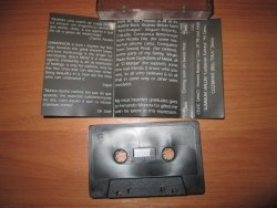 DAIMONION - Unknown Powers Obscure Tape Blackened Folk Metal