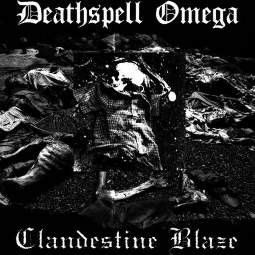 CLANDESTINE BLAZE / DEATHSPELL OMEGA - Split CD CD Black Metal