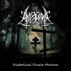 АМЕЗАРАК - Diabolical Finale Mortum CD Black Metal