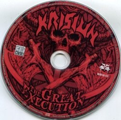 KRISIUN - The Great Execution CD Death Metal