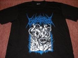 EZOPHAGOTHOMIA - Rising to Devour - M Майка Brutal Death Metal