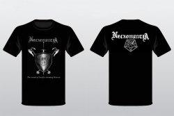 NECROMANTIA - The Sound of Lucifer Storming Heaven - XXL Майка Black Metal