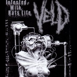 VELD - Infested with Rats Life CD Death Metal