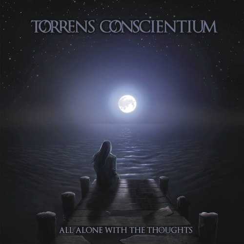 TORRENS CONSCIENTIUM - All Alone With The Thoughts CD Doom Death Metal