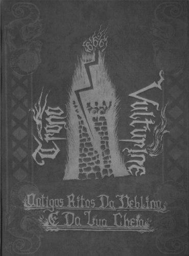 VULTURINE / TRONO - Antigos Ritos Da Neblina E Da Lua Cheia Digi-CD Black Metal