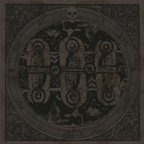 "ISVIND / THE STONE - Necrotic God 7""EP Blackened Metal"