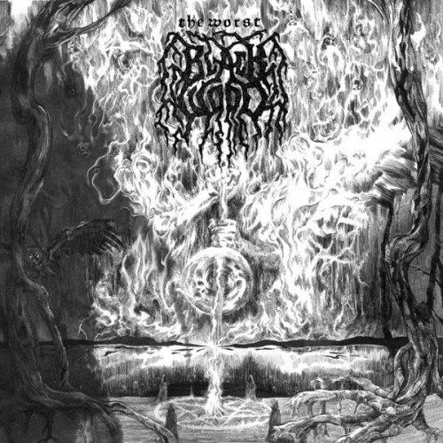 BLACK WOOD - The Worst Gatefold LP Black Metal