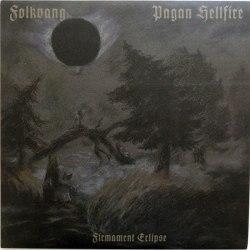 FOLKVANG / PAGAN HELLFIRE - Firmament Eclipse LP Atmospheric Heathen Metal
