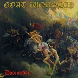 GOAT WORSHIP - Doomsday CD Heathen Metal