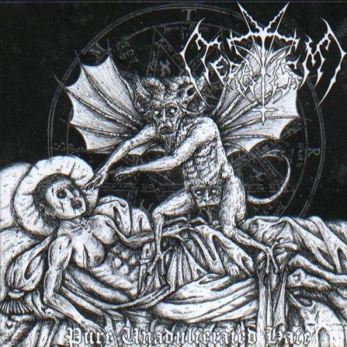 TERATISM - Pure Unadulterated Hate CD Black Metal