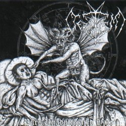 TERATISM - Pure Unadulterated Hate CD Black Metal