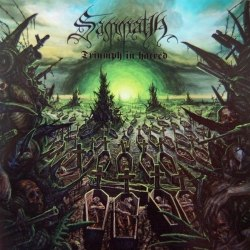 SAMMATH - Triumph in Hatred CD Black Metal
