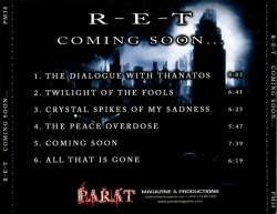 R.E.T. - Coming Soon... CD Doom Metal