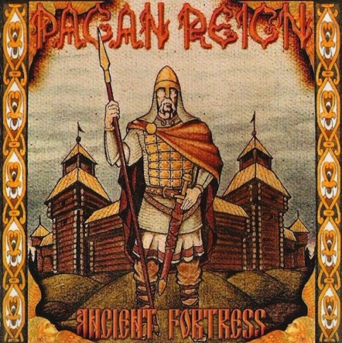 PAGAN REIGN - Ancient Fortress CD Folk Metal
