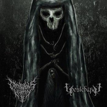 OMINOUS HYMN / GHOUL CHAPEL - Ominous Hymn / Ghoulchapel MCD Black Metal