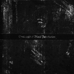 "FOSCOR / NECROSADIST - Onslaught Of Black Putrefaction 7""EP Black Metal"