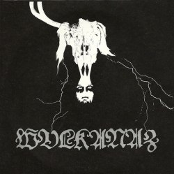 """WULKANAZ - Wulkana 7""""EP Black Metal"""