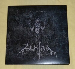 "ZEMIAL - I am the Dark 7""EP Black Metal"