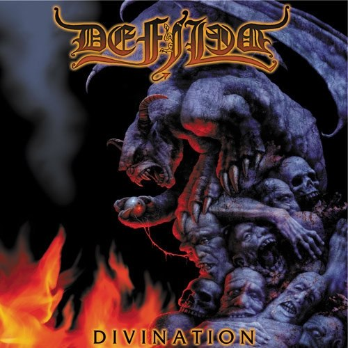 DEFILED - Divination CD Brutal Death Metal