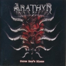 ARATHYR - Curse Man's Blame Digi-CD Blackened Metal