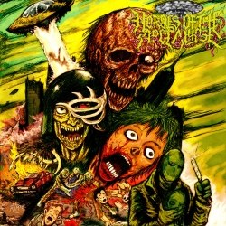 HORDES OF THE APOCALYPSE - Now They Are Everywhere! There Is No Escape! CD Speed Thrash Metal