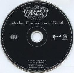 CARPATHIAN FOREST - Morbid Fascination Of Death CD Black Metal