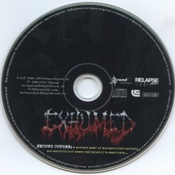 EXHUMED - Platters Of Splatter: A Cyclopedic Symposium Of Execrable Errata And Abhorrent Apocraphya 1992-2002 2CD Grindcore