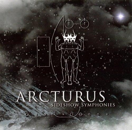 ARCTURUS - Sideshow Symphonies CD Avantgarde Metal