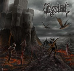 GORGED BILE - Absterged from Hominal Patterns CD Brutal Death Metal