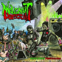 MALIGNANT DEFECATION - Defecation Propaganda CD Goregrind