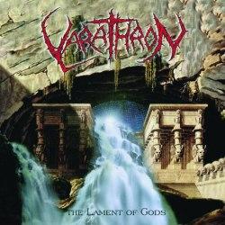 VARATHRON - The Lament of Gods CD Blackened Metal