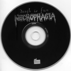 NECROPHAGIA - Death is Fun Digi-CD Death Metal