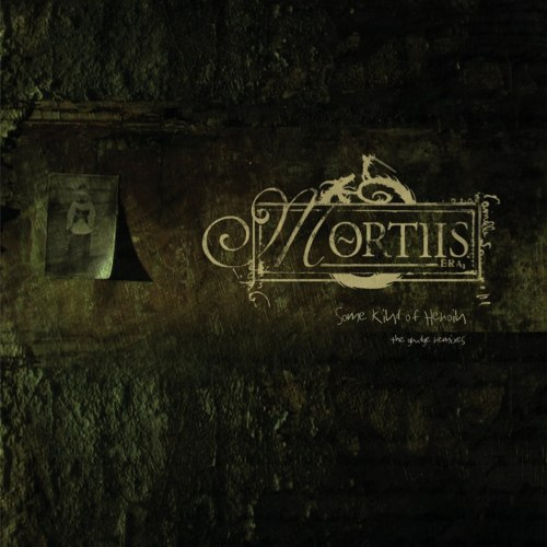 MORTIIS - Some Kind Of Heroin (The Grudge Remixes) CD Industrial