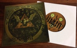 "VTTA - Behind The Veil Of The Light 7""EP Black Metal"