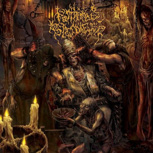 POSTHUMOUS BLASPHEMER - Exhumation of Sacred Impurity CD Brutal Technical Death Metal