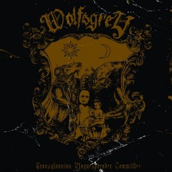 WOLFSGREY - Transylvanian Plaguespreader Committee CD Black Metal